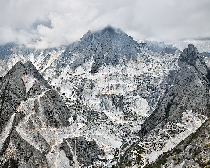 Cava Bianco I Carrera IT, 2018