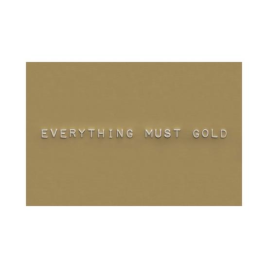 "Darija Radakovic ""Everything Must Gold"", 2020"