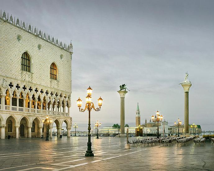 San Marco Dawn, Venice, IT, 2012
