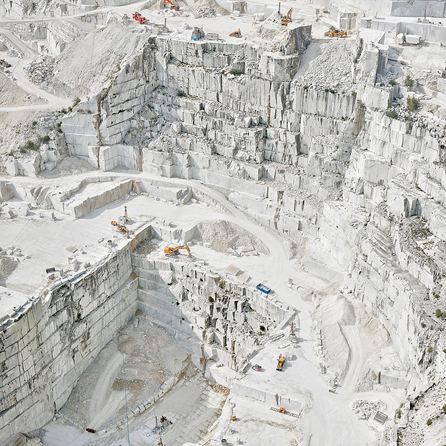 Cava Bianco III, Carrara, IT 2018