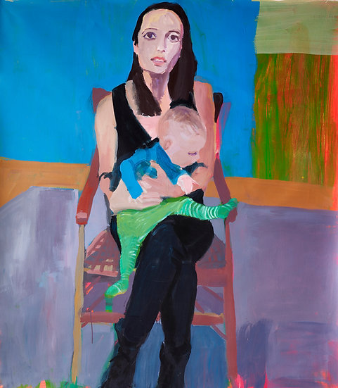 Mother and Child, 2019