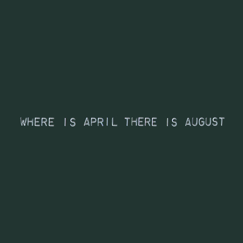 Where is April