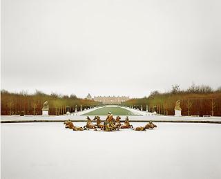 Morning Snow, Versailles, France, 2010