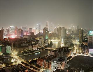 Shanghai (Night), China, 2009