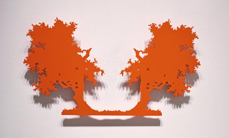 Van Ruysdael in Orange