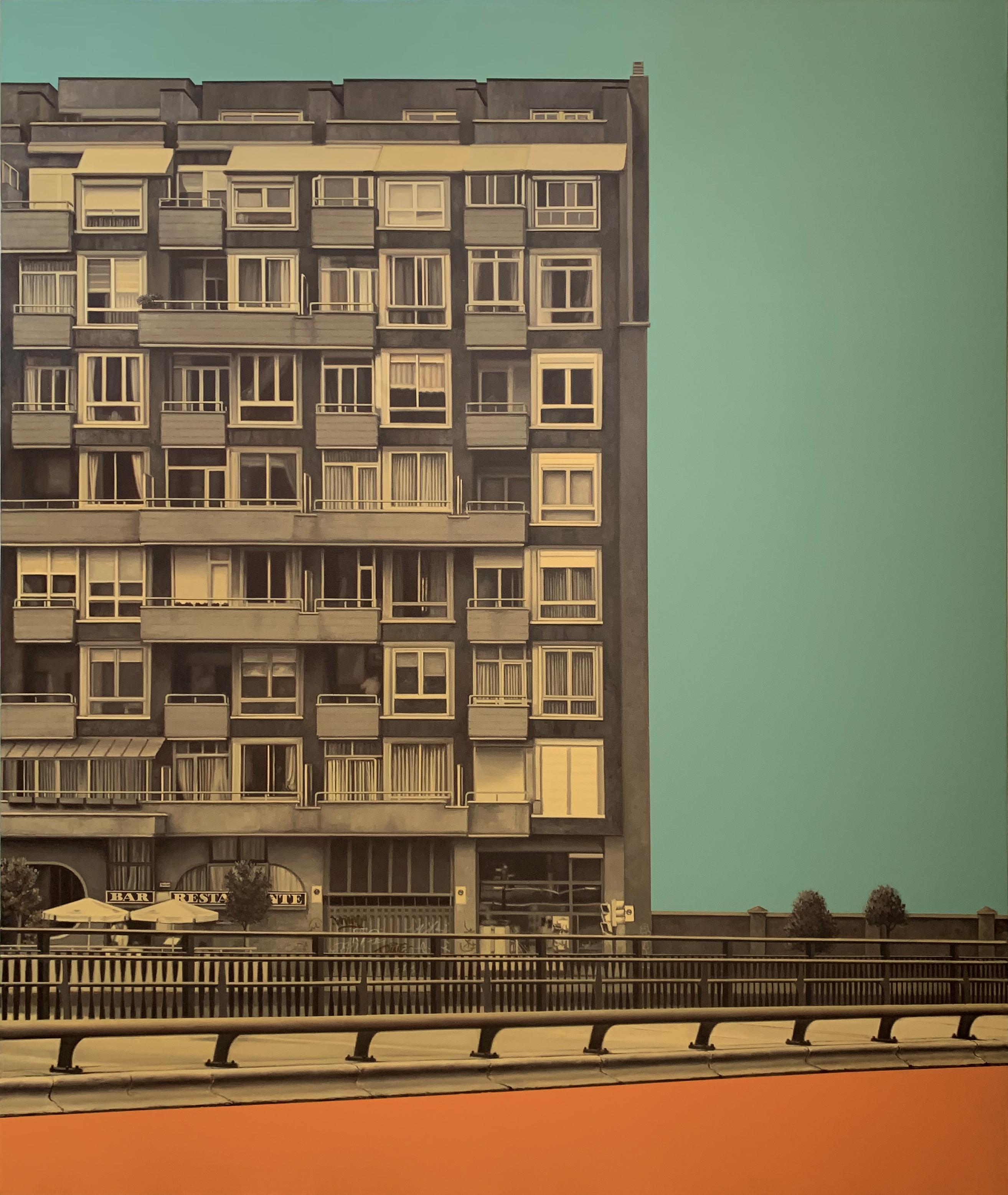 Apartment 2020 (48 x 40)