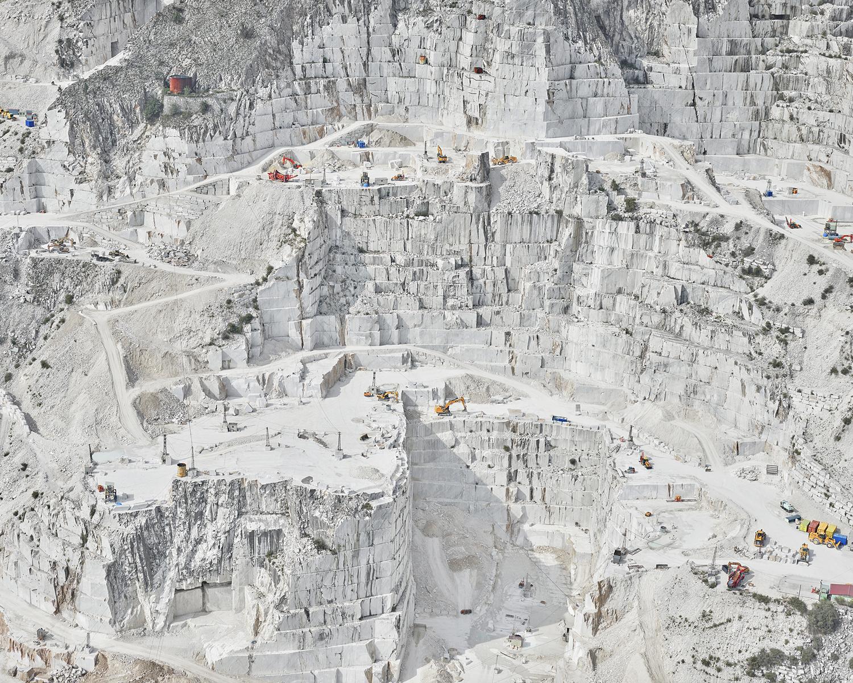 Cava Bianco VI, Carrara, IT 20181500x187