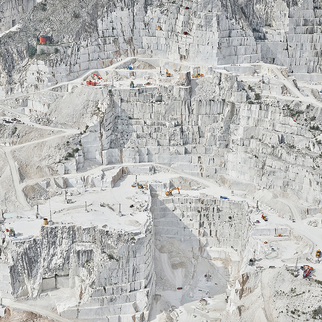 Cava Bianco VI, Carrara, IT 2018