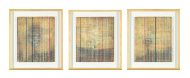 Untitled (Triptych), 1998