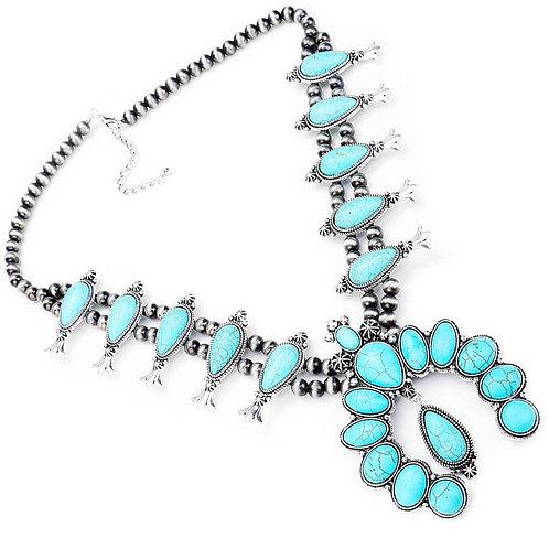 Navajo Tribal Necklace Set