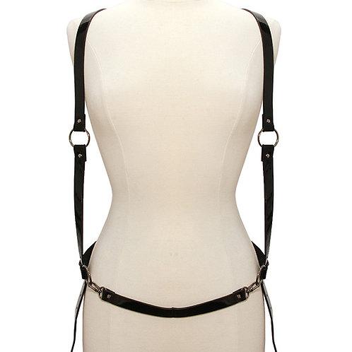 Tori Leather Body Harness
