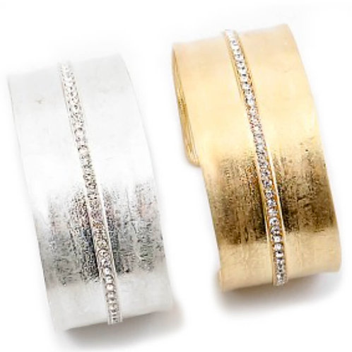 Franchette Cuff Bracelet
