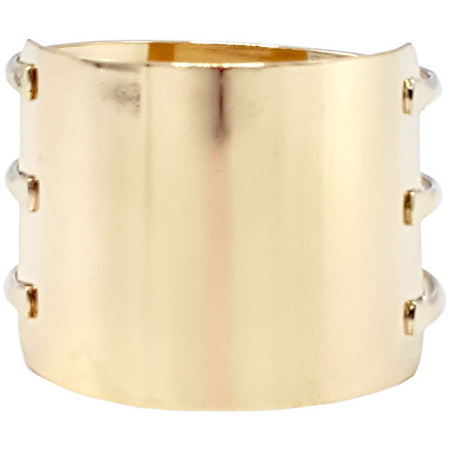 Tres Rings Cuff