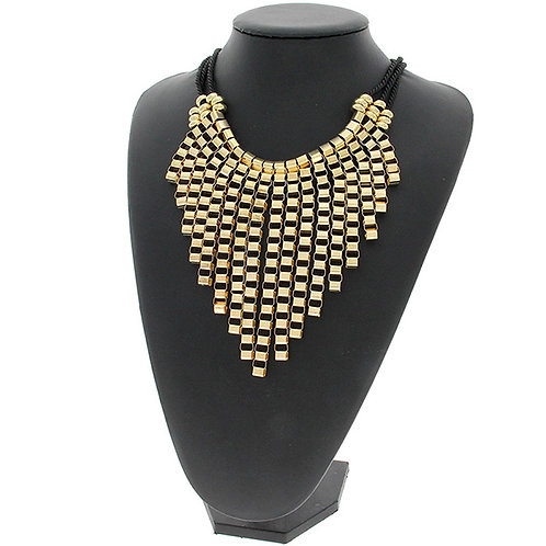 Carre Statement Necklace
