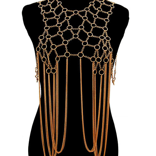 Mystical Madjet Body Chain