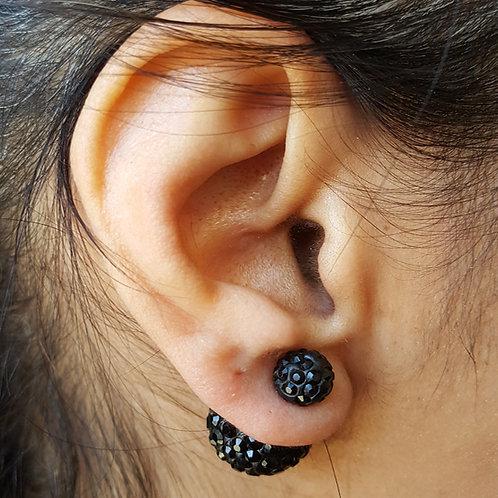 Pianeta Double Two Studs Earrings