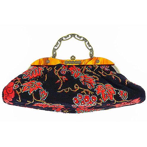 Vintage Victorian Granny Bag