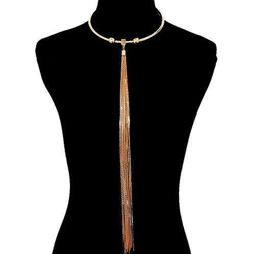 Ruscello Uno Tassel Necklace