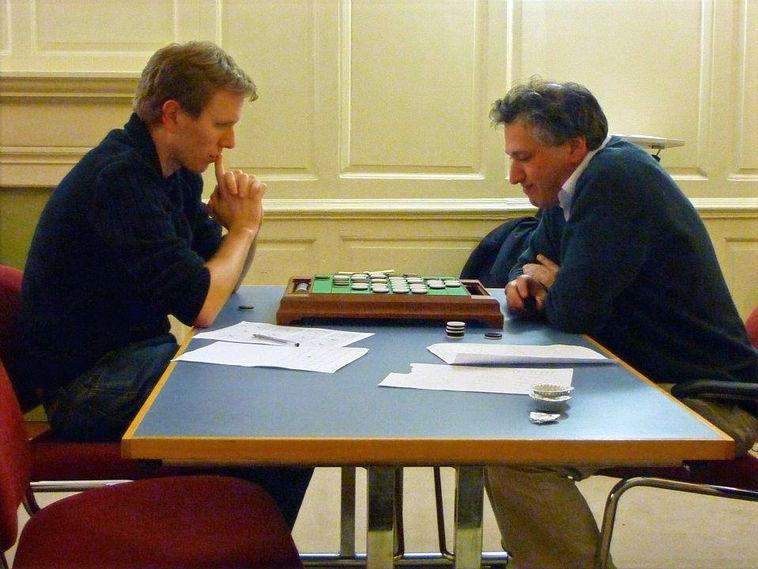 David Beck vs Imre Leader