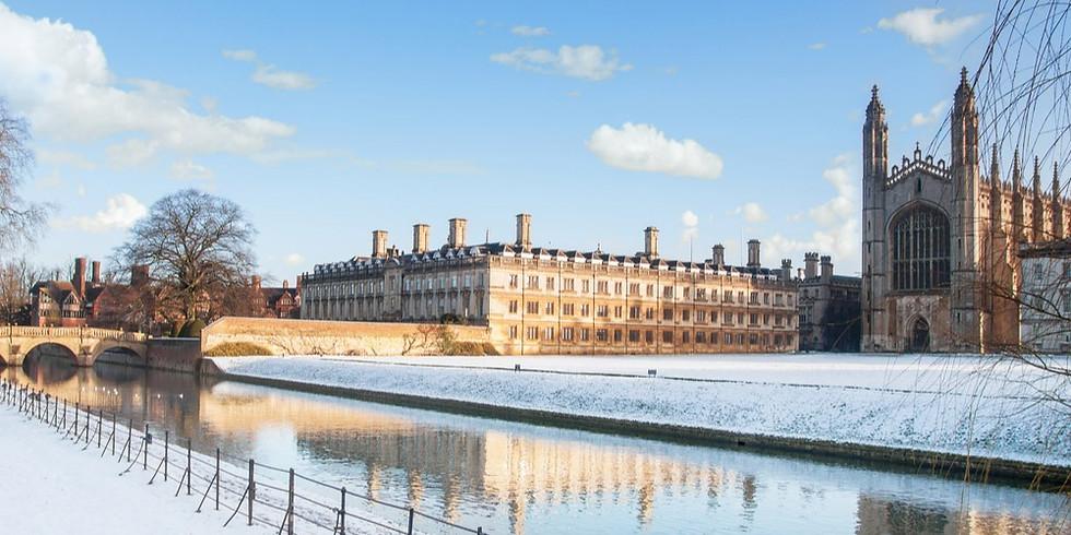 Cambridge Christmas Friendly (online at playok.com)