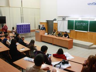 Стартовал открытый студенческий фестиваль короткометражного кино БашГУ «KINOFEST-2016»