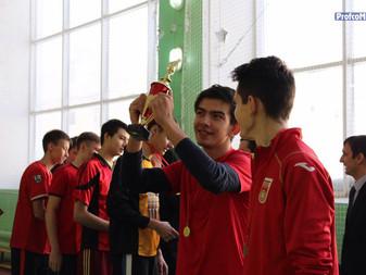 В БашГУ завершился «Кубок первокурсника по мини-футболу - 2016»