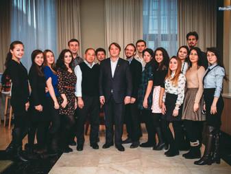 Семинар-совещание представителей профсоюзных организаций студентов и студенческого актива вузов Башк