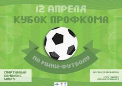 Кубок профкома по мини-футболу 2016