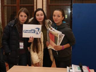 Профсоюзные активисты БашГУ посетили Всероссийский фестиваль студенческих СМИ
