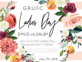 Ladies Day July 7th 2018