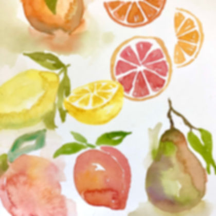 Beginning Watercolor  (VIRTUAL)