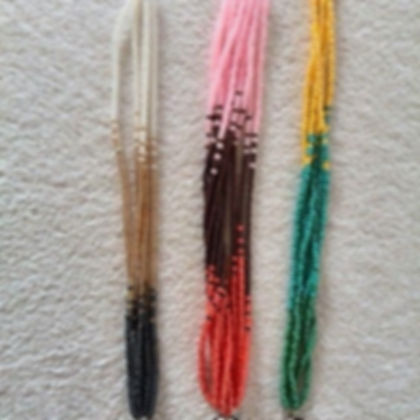 Intro to Seed Bead Jewelry