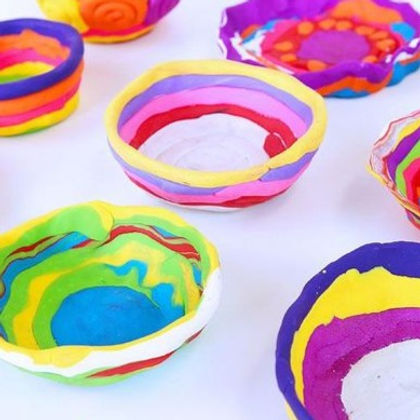 3-6 Years Old Craft Workshops