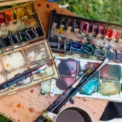 Intro to Watercolor Basics - Materials, Prep and Washes