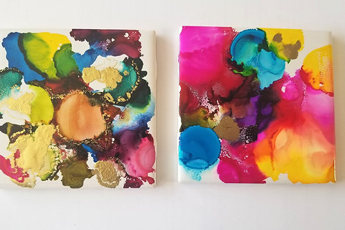 Alcohol Ink Craft Kit