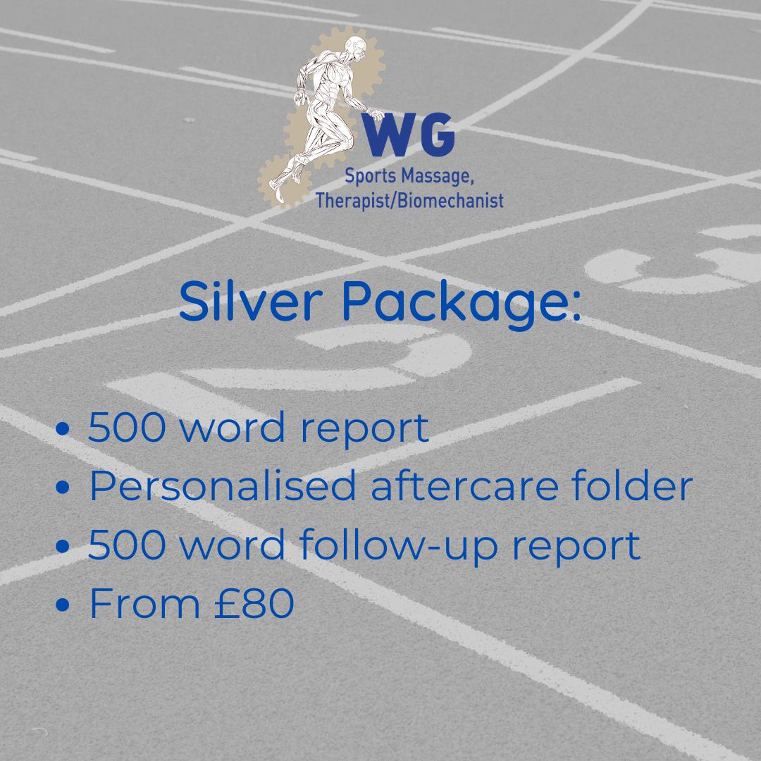 Gait Analysis - Silver Package