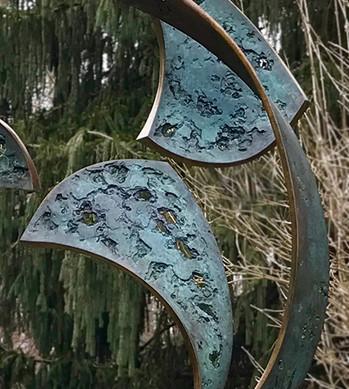 Gyre (detail)