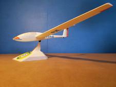 Maquete de aeronave