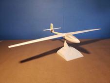 Maquete de planador