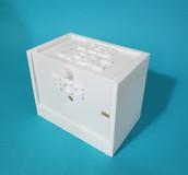 Caixa de proteção para Eletrocardiograma
