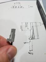 Esboço de engenharia reversa.