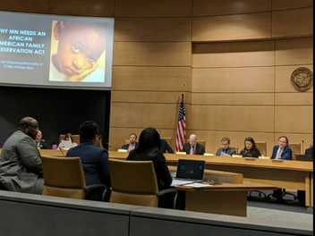 If family separation bothers you at the border, look what's happening in MN.