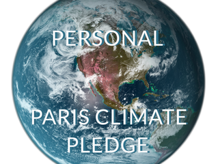 Your personal Paris Climate Agreement
