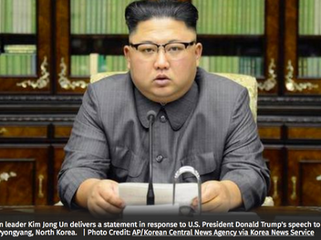 Full text of Kim Jong Un