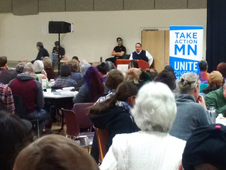A day at the Take Action MN annual conference