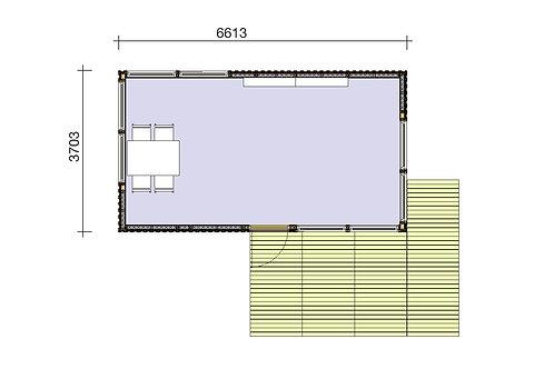 Simplest Playroom 25-01G