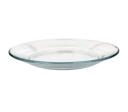 Salad / Dessert Plate - Clear