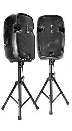 Portable Dual Speakers (pair)