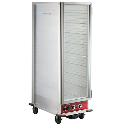 Full Size Non-Insulated Heated Holding / Proofing Cabinet with Door - 120V