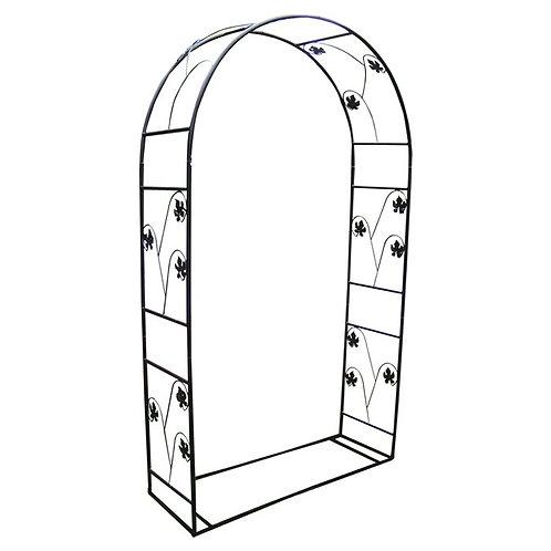 Leaf Steel Arch